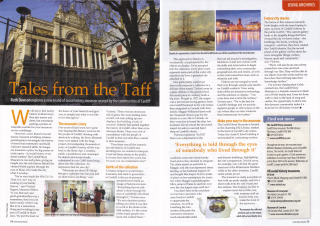 Tales from the Taff, Family History Monthly